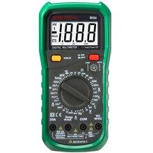 MASTECH MY64 الرقمية متعددة السعة مقياس الحرارة hFE تستر مع التيار المتناوب/تيار مستمر الجهد الحالي المقاومة السعة اختبار