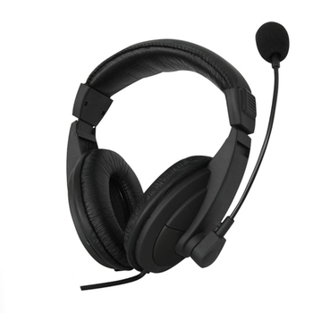 wired stereo earphones,with microphone noise canceling earplugs, for portable laptop desktop computer PC headphones headset цена 2017