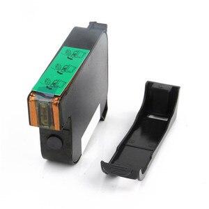 Image 4 - Cartouches dencre de rechange pour imprimante HP, noir, pour 51640A, 40 44 Designjet 230, 250c, 330, 350c, 430, 450c, 455CA 488CA 650c, 1200C, pour imprimante à jet dencre