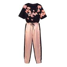 2020 Summer Clothes Sports Suit Set Sportwear Tracksuit Matching Set