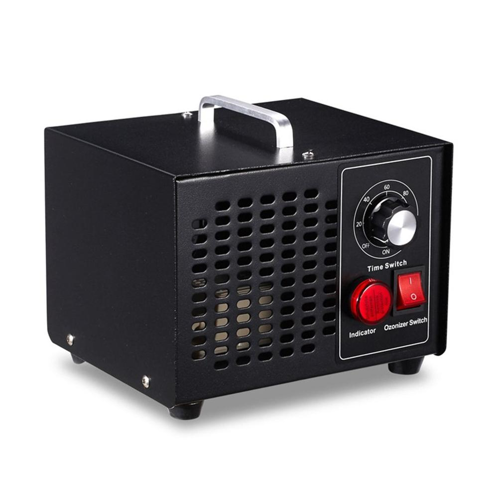 Ozone Generator Household Air Purifier Ozonator Timer Air Cleaner Ozone 220V Deodorization Sterilization Machine Air Fresher
