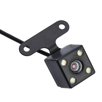 Waterproof Car Rear View Camera Parking Assistance Monitor with 2.5mm 4pin jack Lens DVR Camera Backup For Recorder Cam Rev E9H2 image