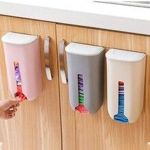 Organizer Storage-Rack Basket-Box Stand Plastic-Holder Kitchen-Accessories Wall-Hanging