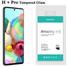 Original สำหรับ Samsung Galaxy A71 กระจกนิรภัย A71 NILLKIN Amazing H & H + PRO ป้องกันหน้าจอสำหรับ Galaxy A51 ป้องกันฟิล์ม A515F