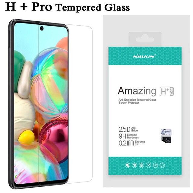 Originale Per Samsung Galaxy A71 Vetro Temperato A71 Nillkin Incredibile H & H + Pro Protezione Dello Schermo Per La Galassia A51 pellicola protettiva A515F