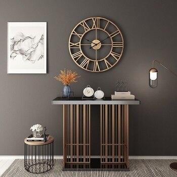 Vintage Home Decorative Roman Clock