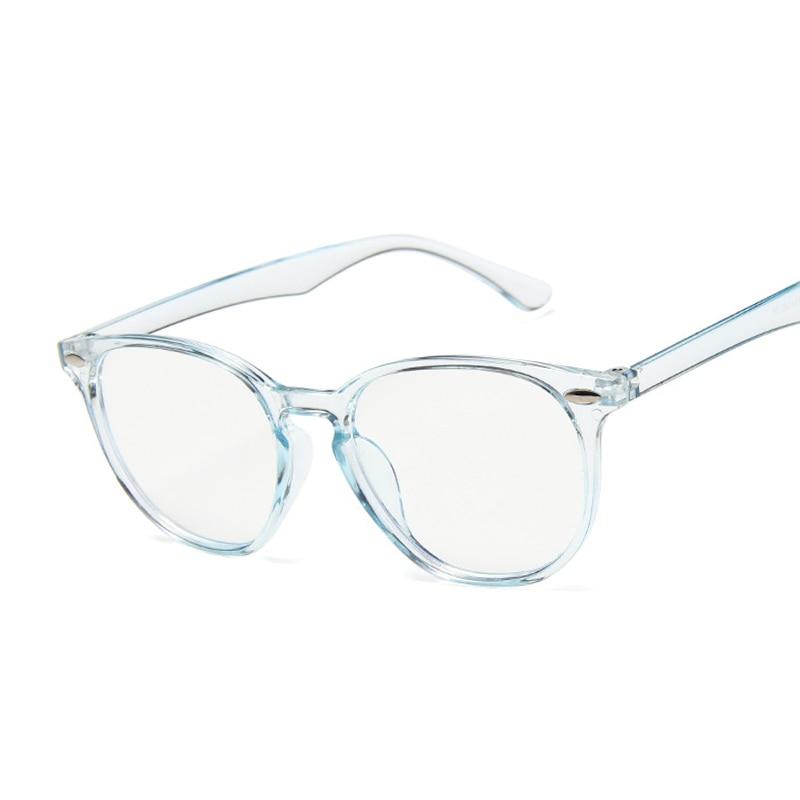 Fashion Men Glasses Frame Women Glasses Clear Glass Brand Clear Transparent Glasses Optical Myopia Eyewear Oculos
