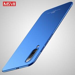 Mi 9 Case MSVII Frosted Cover For Xiaomi Mi9 Mi8 Pro Case Xiomi Mi 9 Lite 8 SE Cover For Xiaomi Mi 9T Mi10 Note 10 CC9 Pro Cases(China)