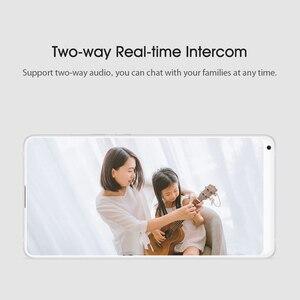 Image 4 - Xiaomi PTZ 2K akıllı kamera 360 derece panoramik 3MP IP kamera ev güvenlik kamera monitör gece görüş Video kamerası akıllı kamera