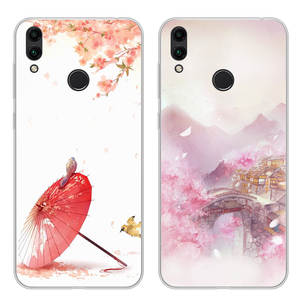 Suitable for Huawei Glory Play 8C Phone Case BKK-AL10AL00 Protective Case Shatter-resistant Hipster Antique Style