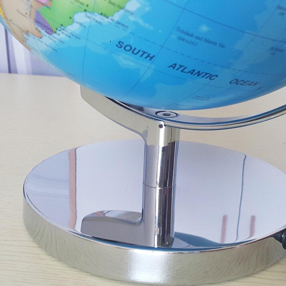 Питание от USB Обучающие приспособления география земной шар Домашний детский подарок настольный декор карта мира с подставкой миниатюры светодиодный светильник