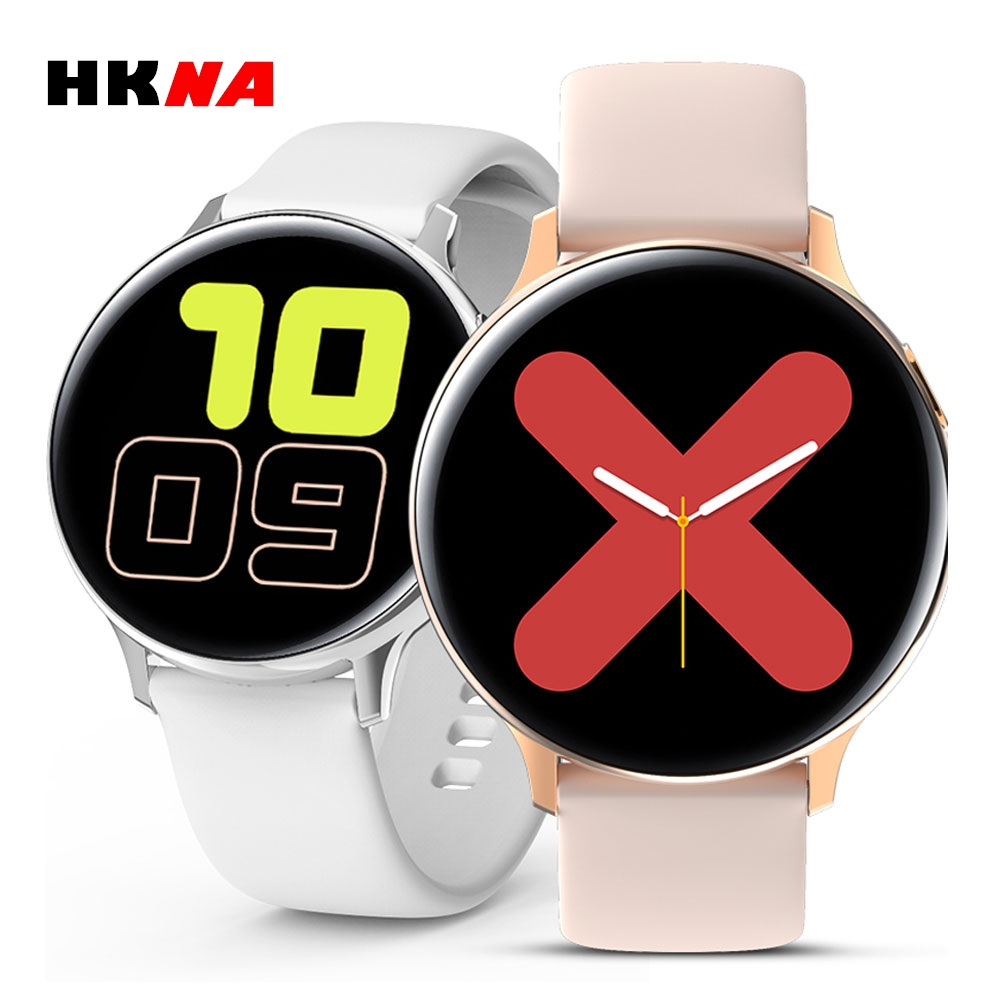 High-Quality S20 Smart Watch Blood Pressurer Heart Rate Smartwatch ip68 Waterproof Sport Smart Bracelet HKNA S20 For IOS Android