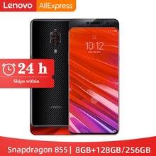 Смартфон lenovo Z5 Pro GT Snapdragon 855, 8 ГБ ОЗУ, 128 Гб/256 Гб ПЗУ, 6,39 дюйма, встроенный экран, сканер отпечатков пальцев, Android, 24 МП
