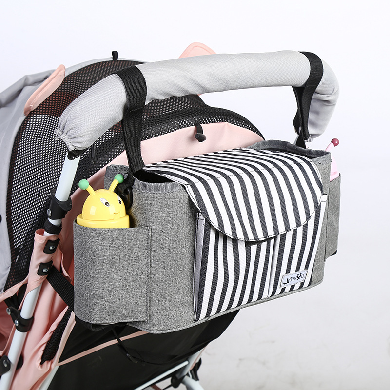 SeckinDogan Baby Stroller Bag Large Capacity Diaper Bag Waterproof Travel Mommy Bags Multifunction Baby Care Organizer