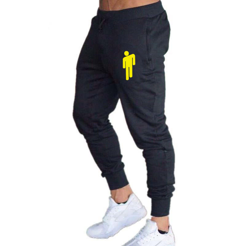 Spring Autumn New Men's Casual Fashion Sweatpants Solid High Street Trousers Men Joggers Oversize Brand High Quality Men's Pants