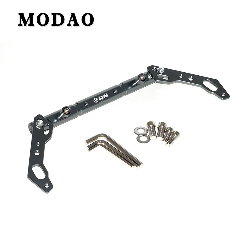 For <font><b>SYM</b></font> GTS300i <font><b>sym</b></font> GTS <font><b>300i</b></font> CNC Motorcycle multi-function crossbar navigation bracket balance bar accessories image