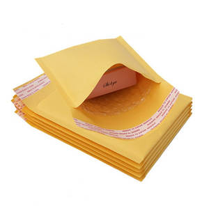 Envelopes-Bags Mailers Bubble-Mailing-Bag Kraft-Paper with Use-For Menstrual-Pads