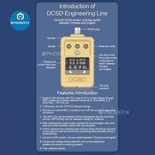 Wl dcsd cabo diag dfu para iphone ipad tela roxa dcsd engenharia linha nenhuma desmontagem ler escrever dados de disco rígido unbind wifi