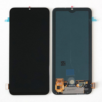 6.57 Original M&Sen Amoled For Xiaomi Mi 10 Lite 5G LCD Screen Display+Touch Screen Digitizer For Xiaomi 10 Lite 5G LCD Display