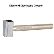 Sintered Diamond Grinding Disc sharpening Dresser Wheel Stone Handle Head Tool Dressing Bench Pen blade Abrasive Grinder Tools