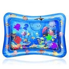 Креатив двойного назначения взрыв тип надувной погладить вода подушка ребенок надувной погладить вода подушка надувной погладить подушка
