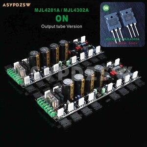 Image 2 - 2ch a60 + placa do amplificador de potência 2sa1943/2sc5200 ou mjl4281a/mjl4302a referência accuphase a60 feedback atual