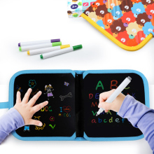 Children's portable drawing board gift painting primary school watercolor pen painting set art supplies graffiti writing board
