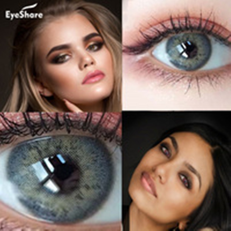 Halloween 2020 Russian Best Promo #829d   EYESHARE 2pcs/pair 2020 New Russian Girl Series