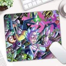 Популярный аниме Рик и Морти резиновый компьютерный коврик для мыши Коврик для мыши детский подарок