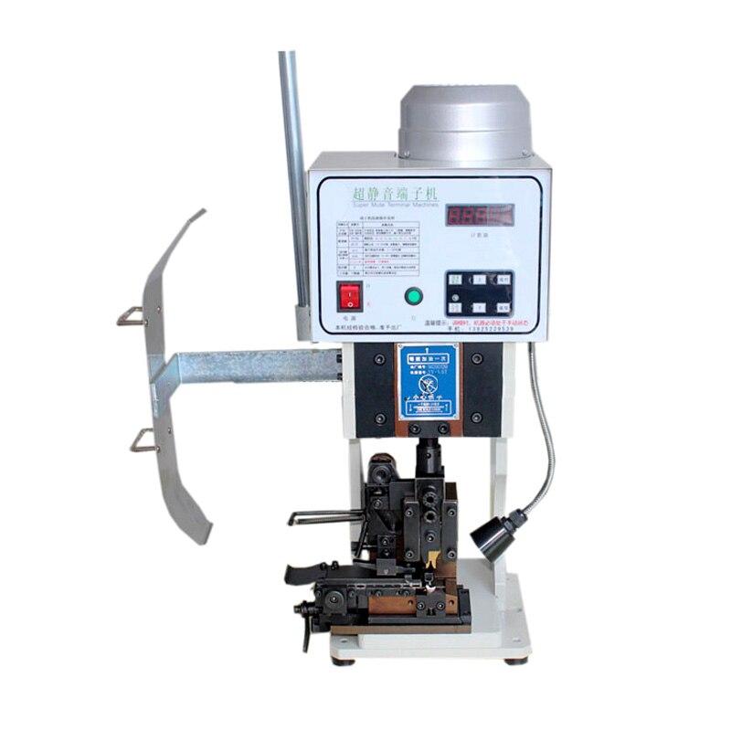 Fully automatic terminal crimping machine Ultra-silent terminal machine 1.5T-bare metal
