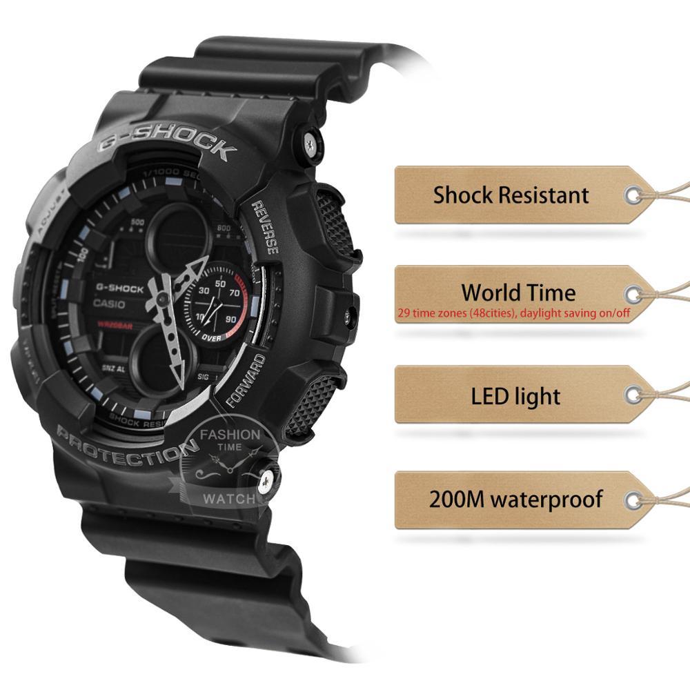 Image 2 - Casio watch g shock watch men top brand luxury set LED digital Waterproof Quartz men watch Sport militaryWatch relogio masculinoQuartz Watches   -