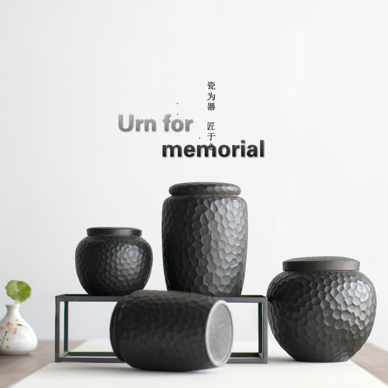 Pet Urn Funeral Urn Cremation Urns For Human Ashes Small Pet DOG CAT For Burial Urns At Home Or In Niche At Columbarium