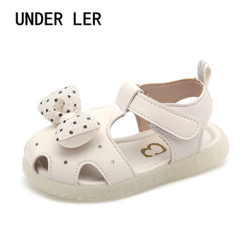 2020 New summer kids shoes brand open toe toddler boys  orthopedic sport pu leather baby boys  shoes B039 сандалии bos baby orthopedic shoes bos baby orthopedic shoes mp002xg00jc2