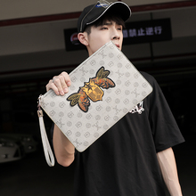 Tidog The New Mass Wallet Personality Embroidery clutch bag