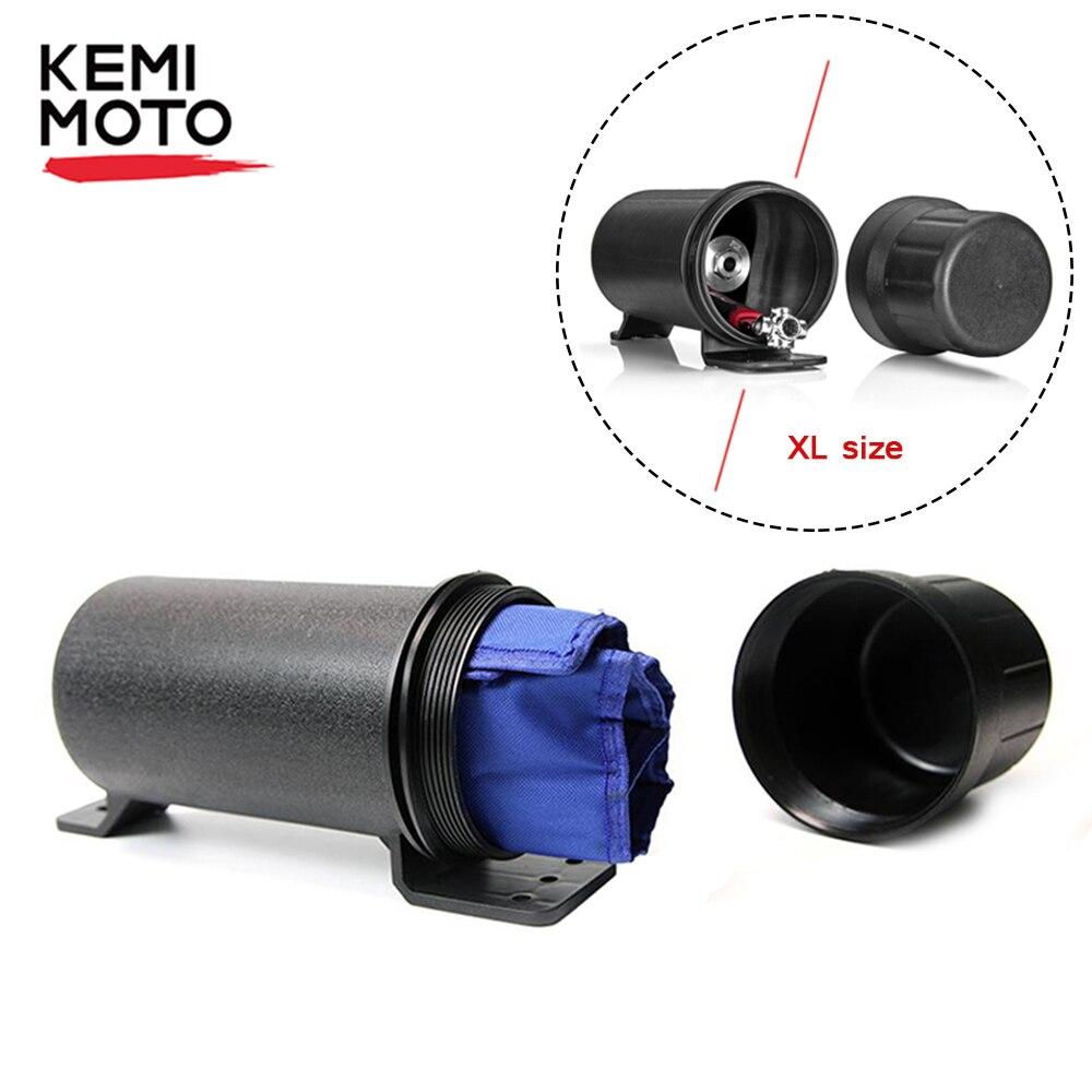 KEMiMOTO universel moto outil Tube accessoires étanche gants boîte de rangement pour BMW pour Honda pour YAMAHA pour Kawasaki