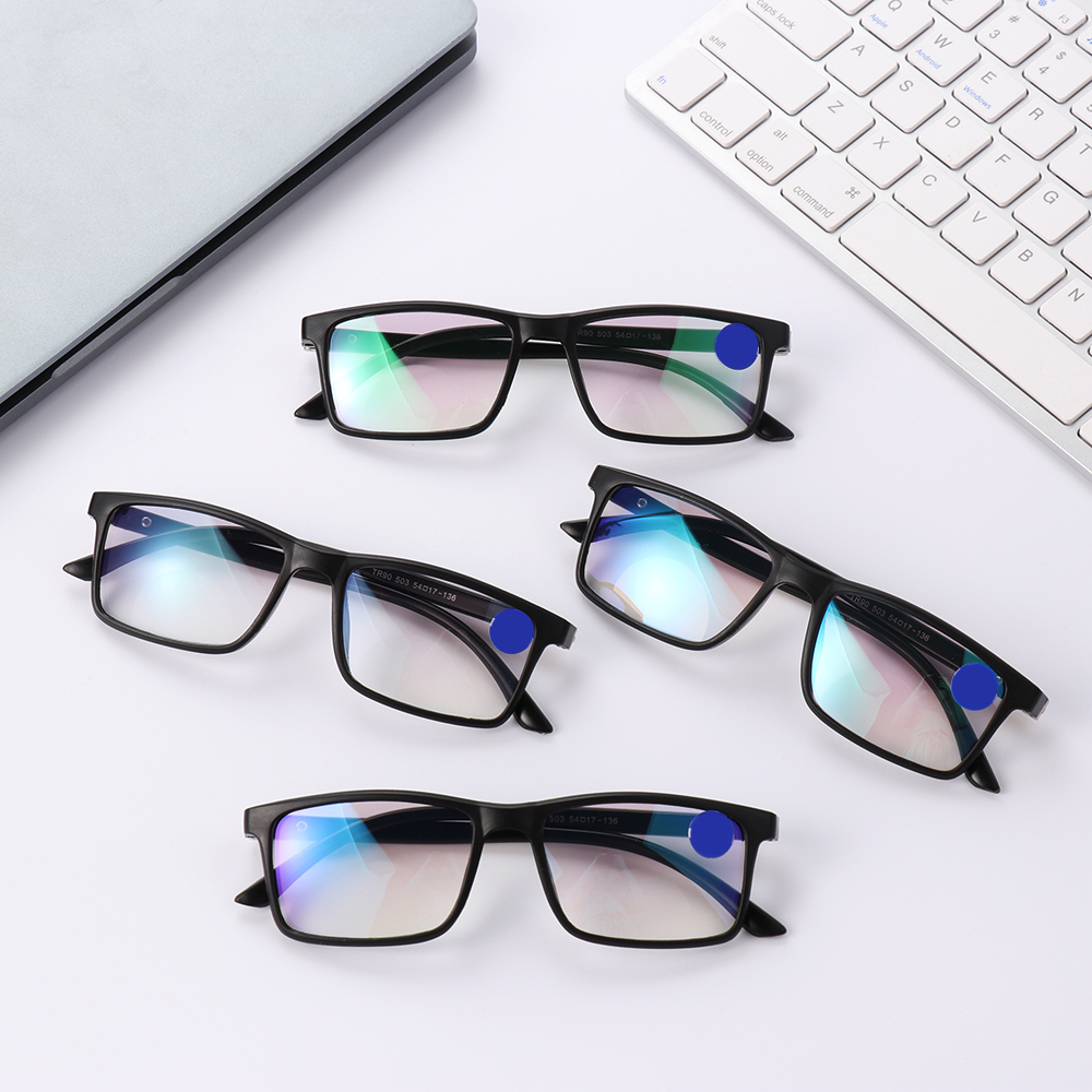 1PC Reading Glasses Presbyopia Eyeglasses Progressive Multifocal Lens Anti-blue Light Spectacles Women Men Eyewear & Accessories