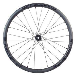 Image 4 - 1250g carbon BOOST tubeless wheels 29er MTB XC 30mm wide 25mm inner straight pull wheelset 110mm 148mm XD 11s micro spline 12s