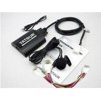 Yatour Bluetooth Interface YT BTA for LEXUS ES300 330 IS220 250 300 350 GX470 LS460 RX300 RX400 YT TYY Bluetooth MP3 Player