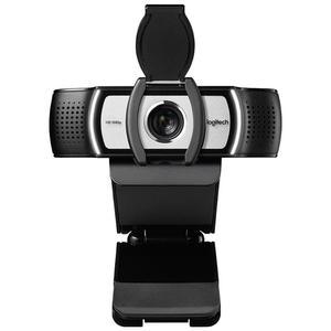 Image 3 - Orijinal Logitech C930c HD 1080P web kamerası akıllı web kamerası kapağı bilgisayar için USB Video kamera 4 kez dijital Zoom web Cam