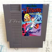 Jetsons, die-Cogswell der Kapern Video Spiel Karte für 8 Bit 72 Pin System Konsole EU/UNS Universal Version spiel-Player