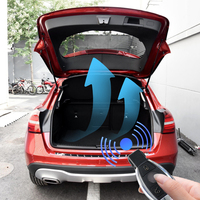 Car electric tailgate for Mercedes Benz GLA intelligent electric tail gate remote control power operated open close refitted