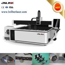 Gold quality 500W 1530 fiber laser cutting machine for metal sheet and tube cutting(China)