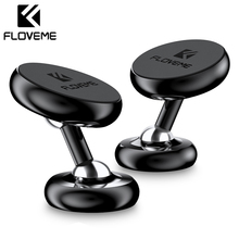 FLOVEME Magnetic Car Phone Holder For In Mobile Cellphone Mount Stand Support Smartphone Voiture New