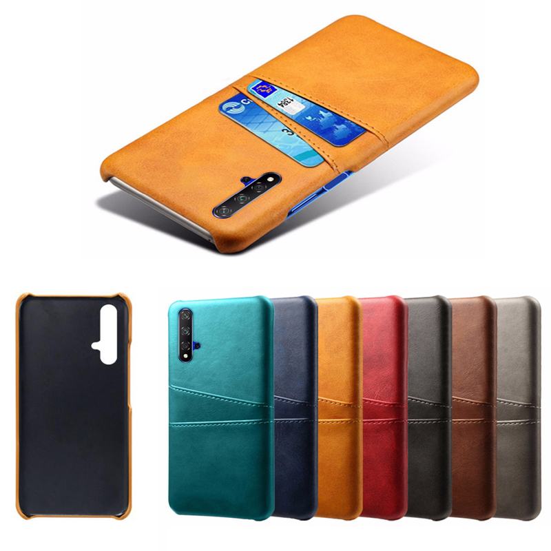 Convenient Phone cover For Huawei Honor 10i 20i 20 7A 7C 7X 8A 8C 8X 9 Lite 9X Pro P Smart 2018 Card Holder Leather Wallet Case