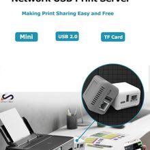 Network Print Servers