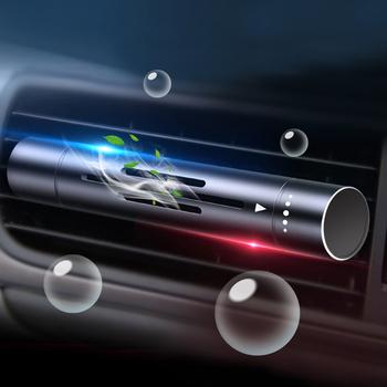 Odświeżacz powietrza do samochodu zapach w odświeżacz powietrza samochodowy zapach perfum akcesoria do wnętrz samochodowych odświeżacz powietrza do stylizacji samochodów tanie i dobre opinie tancredy car air freshener 7 8cm Lemon Plastikowe + Stop Stałe auto air freshener 1 2cm Auto outlet perfume air freshener in the car