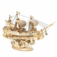 2021 diy 3d quebra-cabeça de madeira jogos barco & navio modelo brinquedos para crianças crianças meninas presente aniversário decorações para casa acessórios