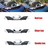 Motorcycle Motor Trunk luggage Rack W/ LED Brake Light Lamp For Honda Goldwing 1800 GL1800 2018 2019