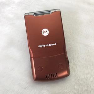 Image 4 - Original Motorola RAZR V3xx 1.3MP 2G 3G Mobile Phone Unlocked Motorola V3xx Used Cellphone