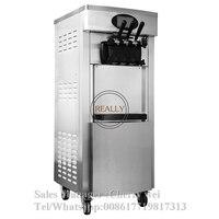 220 v ce 인증 카운터 탑 멀티 풍미 아이스크림 중국에서 만든 기계